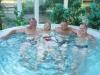 Závěrečné plavání s rodiči - 2011