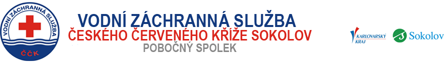 Vodní záchranná služba ČČK Sokolov, pobočný spolek